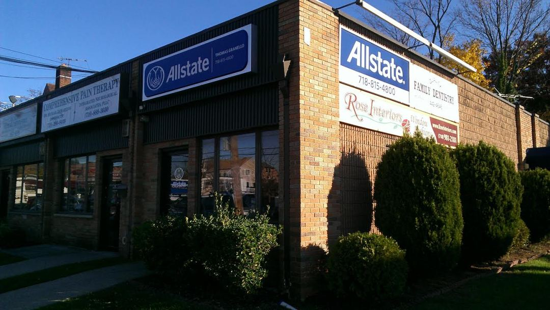 Allstate Insurance – Thomas Granello