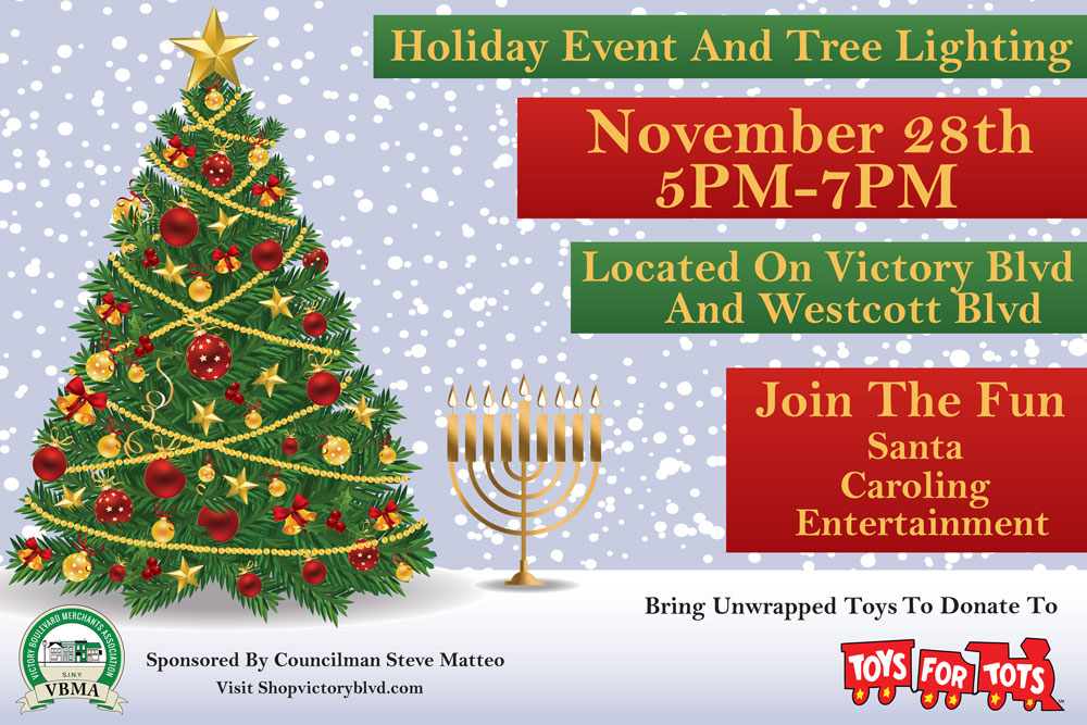 Holiday Tree Lighting