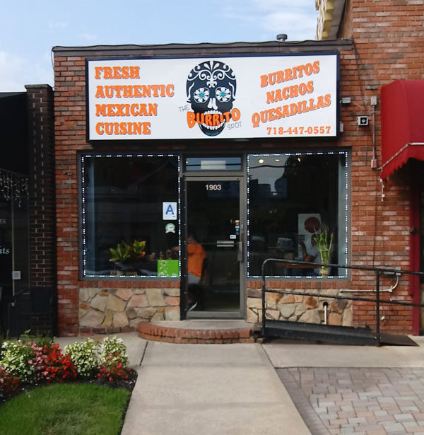Merchant Spotlight: The Burrito Spot